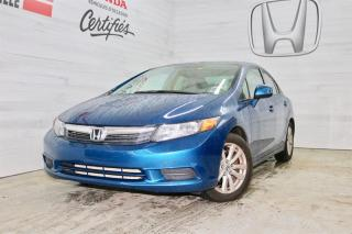 Used 2012 Honda Civic EX-L for sale in Blainville, QC