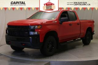Used 2019 Chevrolet Silverado 1500 Custom Trail Boss Extended Cab for sale in Regina, SK