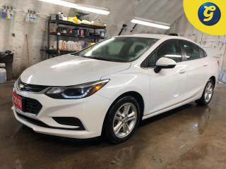 Used 2018 Chevrolet Cruze LT * On Star * Auto projection headlights * Passive/keyless entry * Climate control * Phone connect * Hands free steering wheel controls * Cruise cont for sale in Cambridge, ON