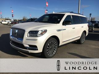 Used 2019 Lincoln Navigator Reserve for sale in Calgary, AB