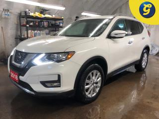 Used 2018 Nissan Rogue SV * AWD * Remote start * Emergency braking system * Cross traffic alert *Back up camera * Blind spot assist * Heated front seats * Heated mirrors * S for sale in Cambridge, ON