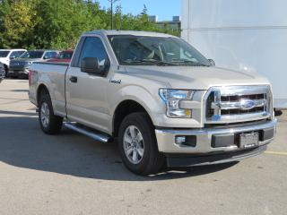 Used 2017 Ford F-150 2WD Reg Cab 122.5