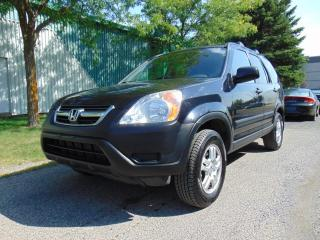 Used 2004 Honda CR-V 4 roues motrices, boîte automatique - EX for sale in St-Eustache, QC