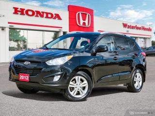 Used 2012 Hyundai Tucson GLS Sold Pending Customer Pick Up...Bluetooth, AWD, Heated Seats and more! for sale in Waterloo, ON
