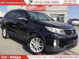 Used 2014 Kia Sorento LX V6 | AWD | 5 PASS | HTD SEATS | ALLOYS for sale in Georgetown, ON
