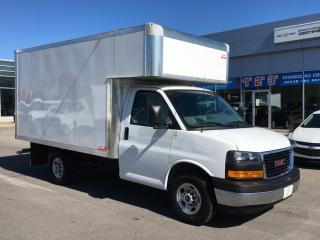 Used 2019 GMC Savana CUBE 12 PIEDS AVEC DECK / SEULEMENT 4 391 KM for sale in Blainville, QC