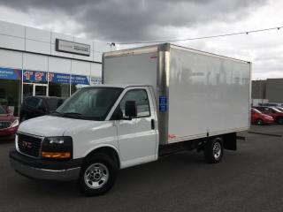 Used 2018 GMC Savana CUBE 14 PIEDS / CAMERA / AIR CLIM / V8 6.0L for sale in Blainville, QC