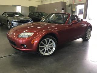 Used 2008 Mazda Miata MX-5 TOIT RIGIDE / MANUELLE / CLIM / SIEGES CHAUFFANTS for sale in Blainville, QC