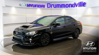 Used 2016 Subaru Impreza WRX SPORT PACKAGE + GARANTIE + AWD + NAVI !! for sale in Drummondville, QC
