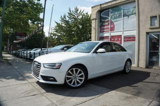 Used 2013 Audi A4 Berline 4 portes automatique Premium Plu for sale in Laval, QC