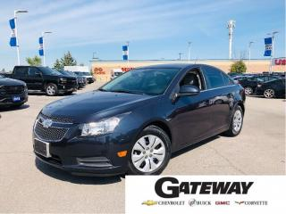 Used 2014 Chevrolet Cruze 1LT|BLUETOOTH|BACKUP CAM|XM| for sale in Brampton, ON