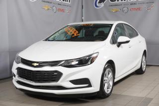 Used 2017 Chevrolet Cruze LT SIEGE CHAUFFANT DEM A DISTANCE for sale in Montréal, QC