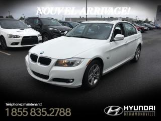 Used 2011 BMW 3 Series X-DRIVE + 87 448KM + MAGS + CUIR + WOW ! for sale in Drummondville, QC