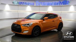 Used 2016 Hyundai Veloster SE + MAGS + SMART KEY + CRUISE + WOW !! for sale in Drummondville, QC