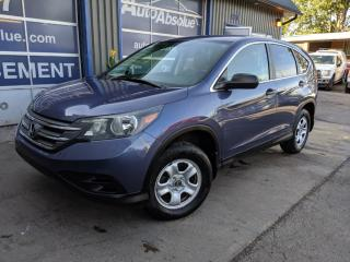 Used 2014 Honda CR-V LX for sale in Boisbriand, QC