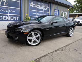 Used 2012 Chevrolet Camaro 1lt + manuelle + mag 20 po for sale in Boisbriand, QC