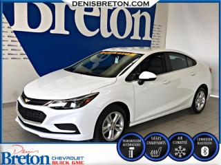 Used 2017 Chevrolet Cruze for sale in St-Eustache, QC