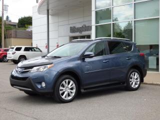 Used 2014 Toyota RAV4 Limited AWD/Cam. de recul/Sièges chauff. for sale in Trois-Rivières, QC