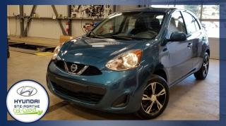 Used 2016 Nissan Micra SV à hayon 4 portes BA for sale in Val-David, QC