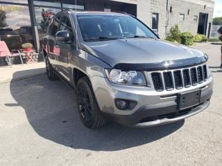 Used 2013 Jeep Compass 4WD BLACKTOP EDITION for sale in Châteauguay, QC