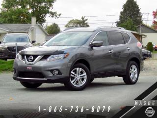 Used 2016 Nissan Rogue SV + AWD + CAMÉRA + GARANTIE + BLUETOOTH for sale in Magog, QC