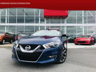 Used 2016 Nissan Maxima SR ***300HP- MAGS 19 POUCES - SUSPENSION SPORT*** for sale in Donnacona, QC