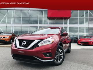 Used 2016 Nissan Murano SL AWD *** 100$ / SEMAINE *** GARANTIE INCLUS for sale in Donnacona, QC