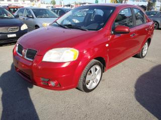 Used 2008 Pontiac Wave for sale in Laval, QC
