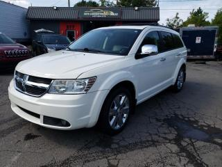 Used 2009 Dodge Journey AWD 4DR R-T for sale in Lemoyne, QC