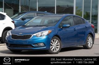 Used 2014 Kia Forte KIA FORTE 2014 for sale in Lachine, QC