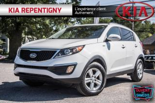 Used 2016 Kia Sportage 2016 Kia Sportage - AWD 4dr Auto LX for sale in Repentigny, QC