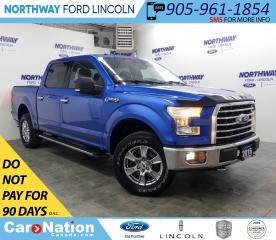 Used 2016 Ford F-150 XLT | 5.0L V8 | BACKUP CAM | XTR PKG | LINEX BED | for sale in Brantford, ON