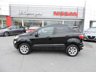 Used 2018 Ford EcoSport SE 4RM (Caméra, Toit, Bluetooth) for sale in St-Georges, QC