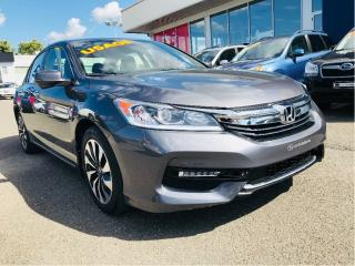 Used 2017 Honda Accord Hybrid for sale in Lévis, QC