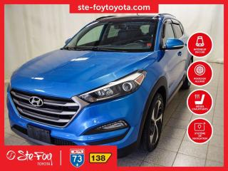 Used 2016 Hyundai Tucson Limited AWD Cuir, Navigation, Toit panoramique for sale in Québec, QC