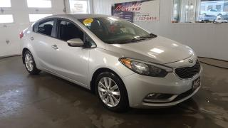 Used 2015 Kia Forte LX+ for sale in Caraquet, NB