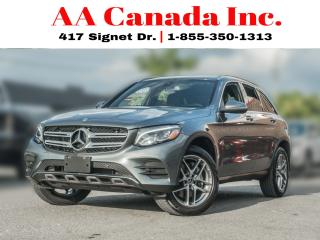 Used 2018 Mercedes-Benz GL-Class GLC 300 |NAVI|PANOROOF| for sale in Toronto, ON