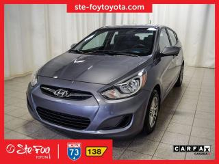 Used 2013 Hyundai Accent L for sale in Québec, QC