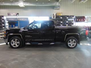 Used 2015 Chevrolet Silverado 1500 LT GFX for sale in Amos, QC