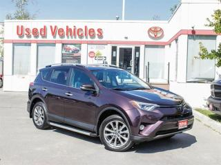 Used 2016 Toyota RAV4 LIMITED  for sale in North York, ON