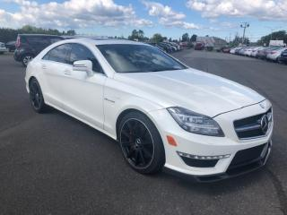 Used 2014 Mercedes-Benz CLS-Class Cls 63 amg modèle s **860 hp** for sale in Lévis, QC