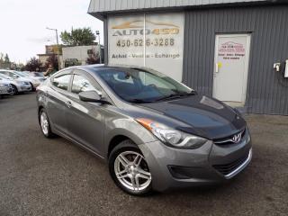 Used 2012 Hyundai Elantra ***GL,AUTOMATIQUE,BAS KILOMETRAGE,MAGS** for sale in Longueuil, QC