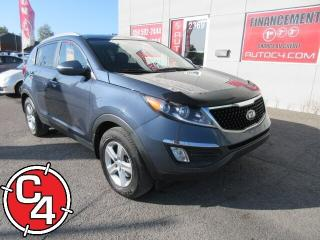 Used 2015 Kia Sportage LX MAG A/C GR ÉLECT BLUETOOTH for sale in St-Jérôme, QC