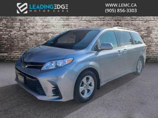 Used 2018 Toyota Sienna LE 8-Passenger for sale in Woodbridge, ON