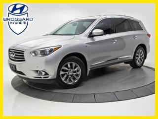 Used 2015 Infiniti QX60 TECH CAM 360 TOIT GPS for sale in Brossard, QC