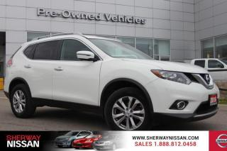 Used 2016 Nissan Rogue for sale in Toronto, ON