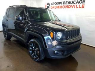Used 2016 Jeep Renegade North for sale in Drummondville, QC