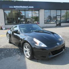 Used 2012 Nissan 370Z ** NAVIGATION/GPS + 37 000KM ** for sale in St-Hubert, QC