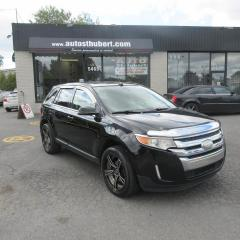 Used 2012 Ford Edge SEL LIMITED AWD **CUIR+TOIT+NAVI** for sale in St-Hubert, QC