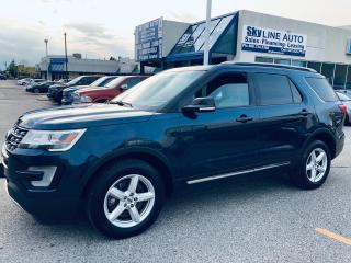 Used 2016 Ford Explorer XLT NAVI|AWD|BLIND SPOT|NO ACCIDENT|REMOTE START|CERTIFIED for sale in Concord, ON